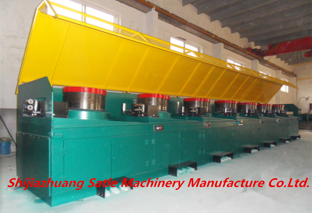 Straight Line Wire Drawing Machine-Wire Drawing Machine-SHIJIAZHUANG ...